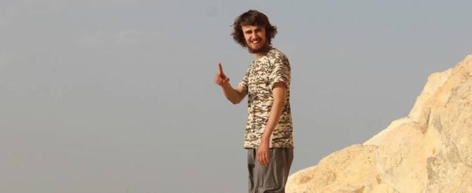La stampa Gb scopre il primo militante Isis di pura razza…britannica
