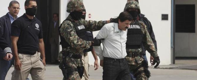 El Chapo tradito dalla sua vanità: stava girando un film autobiografico