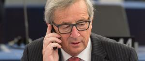 Ue, Juncker sprezzante su Renzi: «Non mi frega niente dei suoi attacchi»