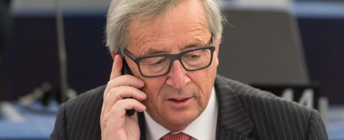 Juncker non si dimette: «Terminerò il mandato nel novembre 2019»