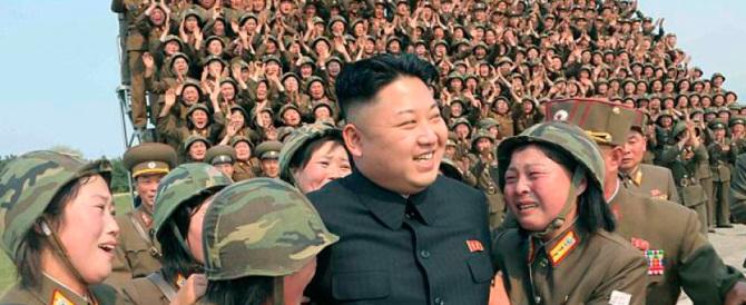 La bomba a…acqua di Ciccio Kim: l'ennesima distrazione di massa