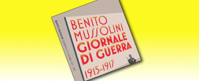 Il Diario di Mussolini è un caso editoriale. Ma qui il Duce è ancora lontano…