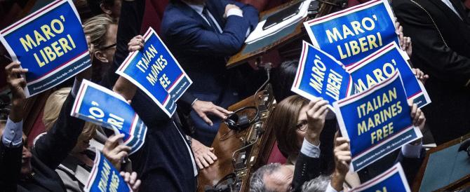 """Marò, finalmente c'è una data: a fine marzo il verdetto degli """"arbitri"""" dell'Aja"""