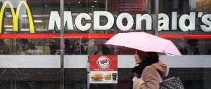 I consumatori contro McDonald's: «Agisce in condizioni di monopolio»