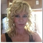 Ecco il selfie senza filtri dell'attrice. (Foto Instagram)