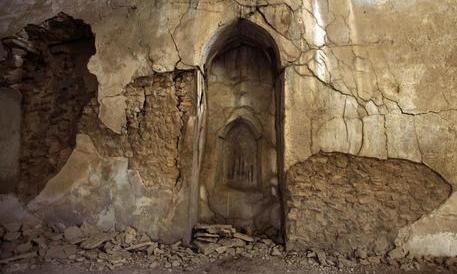 L'Isis rade al suolo il più antico monastero cristiano in Iraq