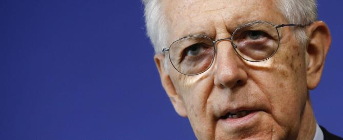 Monti getta la maschera e accusa Cameron di «abuso di democrazia»