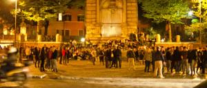 Otto arresti nella zona della movida romana: sono quasi tutti immigrati