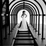 ...e una sposa! (Foto Facebook)