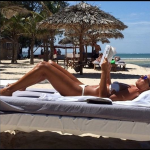 Relax.(Foto Instagram)