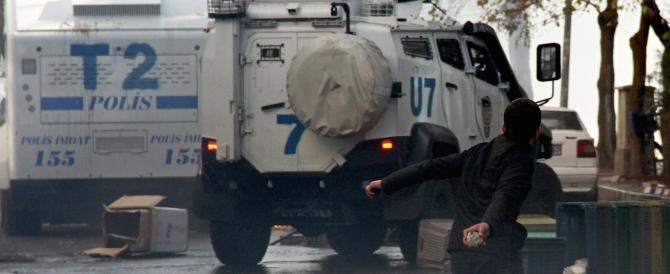 Turchia sotto attacco: i comunisti del Pkk assaltano stazione di polizia