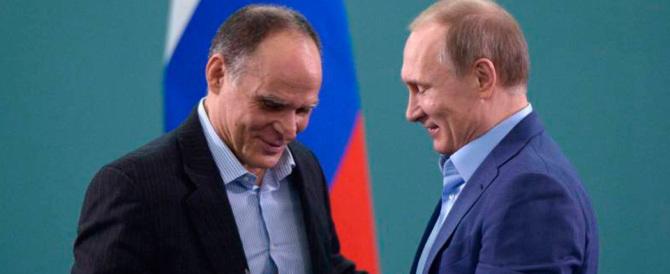 «Putin è unico»: Ezio Gamba, zar del tatami, diventa cittadino russo