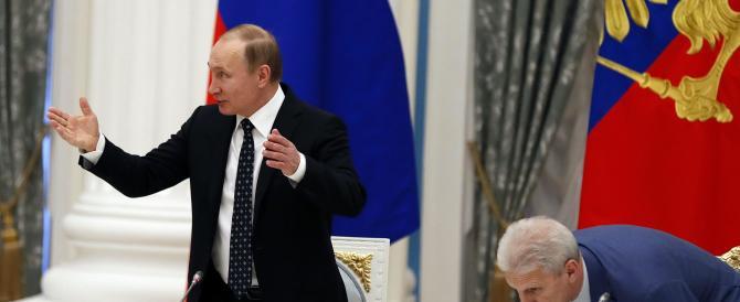 Putin liquida il padre della rivoluzione: «Lenin ha distrutto la Russia storica»