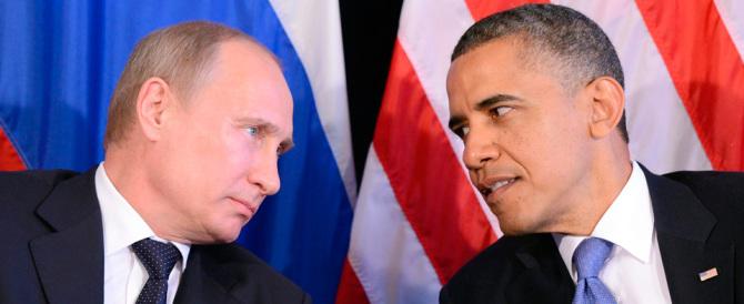 Obama messo al tappeto da Putin. È il peggior presidente Usa. Ecco perché