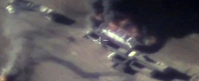 L'Olanda annuncia bombardamenti aerei contro l'Isis nell'Est della Siria