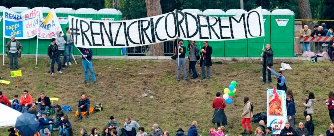 La Cirinnà costerà molto cara a Renzi: i cattolici dicono addio al PD