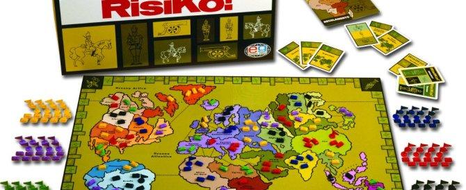 Risiko e Scarabeo diventano canadesi. Editrice Giochi cede il marchio a Spin master