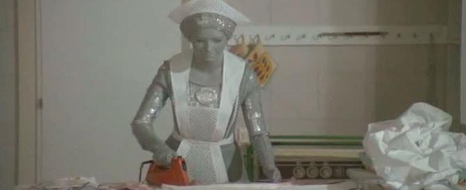 """""""Io e Caterina"""" diventa realtà: arriva il robot che mette a posto casa"""