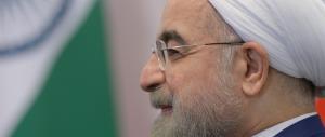 Tappeti rossi per Rouhani. Per Renzi contano gli affari, non i diritti umani