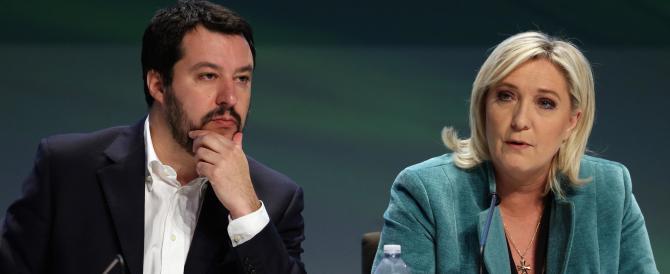 Contro il Qatar un asse Salvini-Le Pen: anche Italia e Francia chiudano le relazioni