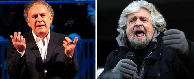 """""""Santoro non deve tornare in Rai"""": non lo dice Berlusconi ma il Pd"""