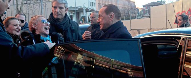 Berlusconi indignato: «Renzi ha creato un regime, s'è preso tutte le poltrone»