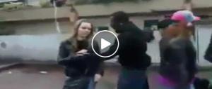 Video choc: ecco come gli immigrati aggrediscono le donne europee
