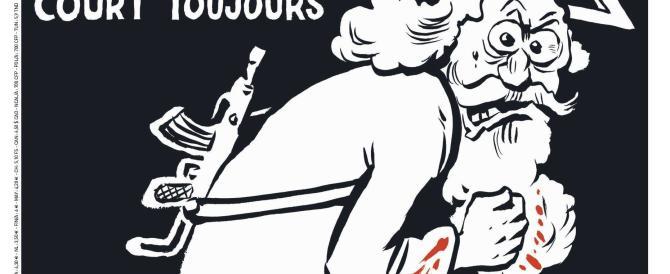 """Il Vaticano critica Charlie Hebdo: """"Ritrarre Dio armato è una bestemmia"""""""