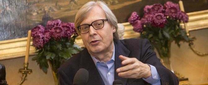 Sgarbi: «Aspetto i sondaggi, se sono ok mi candido a sindaco di Milano»