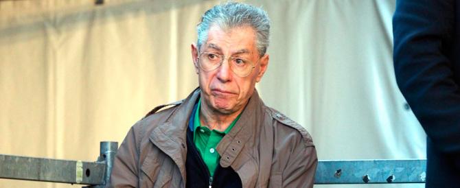 Lega, Bossi condannato a 2 anni e 3 mesi per appropriazione indebita