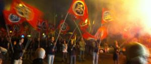 """Il Viminale: """"Casapound impegnata nel sociale, vittima dell'antifascismo"""""""