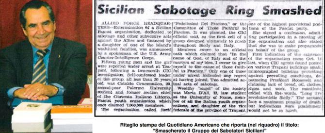 Ricordo di Dino Grammatico, patriota e poeta, protagonista del Msi siciliano