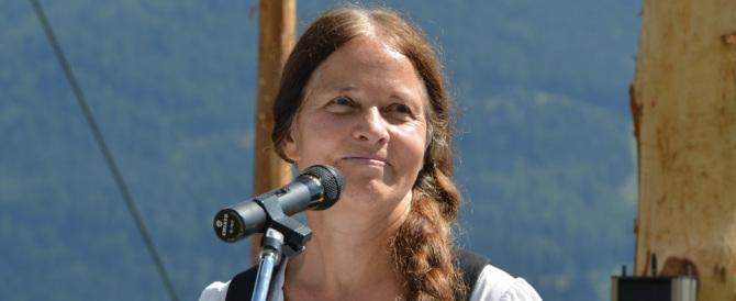 Eva Klotz, dalla sfida all'odiata Italia alla pensione d'oro targata Italia