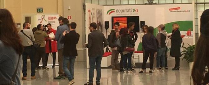 Feste dell'Unità senza limiti (e pudore): a Udine l'hanno fatta nell'università