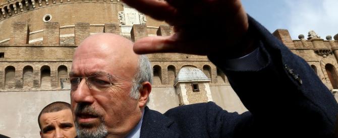 Storace dà il via alla sua campagna: «Roma ha bisogno di serenità»