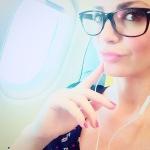 Laura Torrisi è spesso in viaggio. (Foto Instagram)