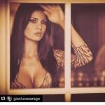 """Una """"vecchia"""" foto dell'attrice, appena ripubblicata su Instagram."""
