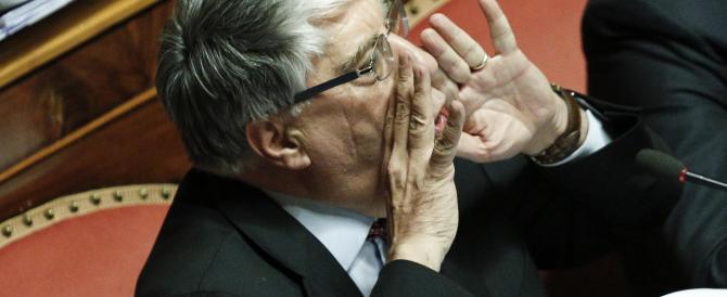 Migrante ucciso, Giovanardi: «Contro di me censura preventiva al Senato»