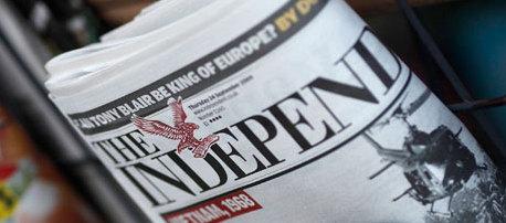 """La libertà in edicola non """"tira"""" più: anche l'Independent sarà solo sul web"""