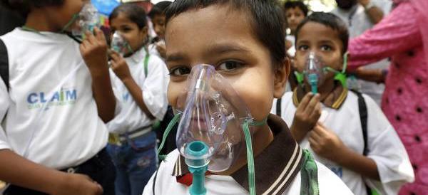 L'aria dell'India è più inquinata di quella della Cina: è allarme