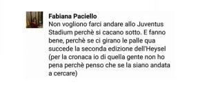 Juventus-Napoli, si dimette la professoressa che incitava all'odio