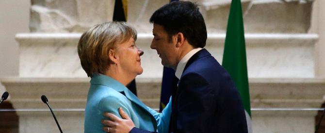Marx è morto, l'Europa non si sente tanto bene. E infatti sta soffocando