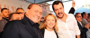 Berlusconi annuncia una super squadra con Salvini e Meloni: «Venti ministri»