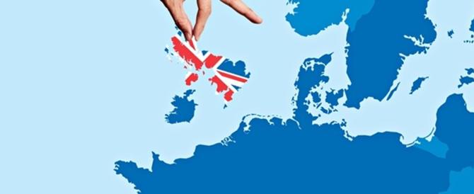 """La """"Brexit"""" si avvicina: Ue terrorizzata dalle decisioni di Londra sul voto"""