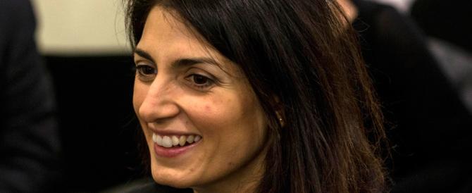 Se voti M5S voti Previti… Il Pd contro Virginia Raggi, che annuncia querele