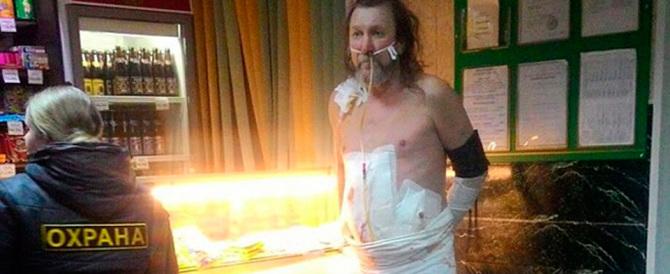 Russia: «Voglio una birra!». E dopo l'intervento scappa dall'ospedale