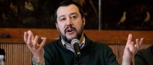 Salvini: «Il posto giusto per i violenti rossi è la galera»