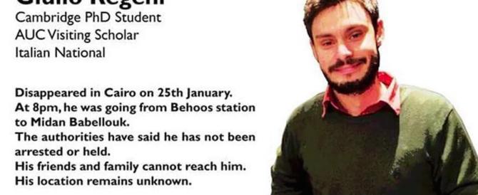 La morte di Regeni è un giallo: la polizia parla di incidente, la stampa di tortura