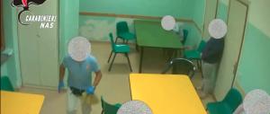 """Ecco come gli """"educatori"""" picchiavano i disabili nel centro di Grottaferrata (VIDEO)"""