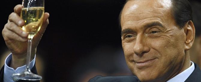 """Berlusconi: """"Ecco perchè i romani voteranno per Bertolaso"""""""